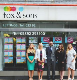 Fox & Sons - Lettings, Southseabranch details