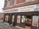 Shop in Lemington ButchersTyne...