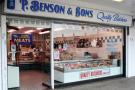Shop in P Benson & Sons...