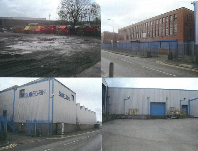 Main Building + Yard