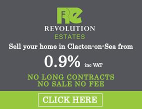 Get brand editions for Revolution Estates , Clacton On Sea