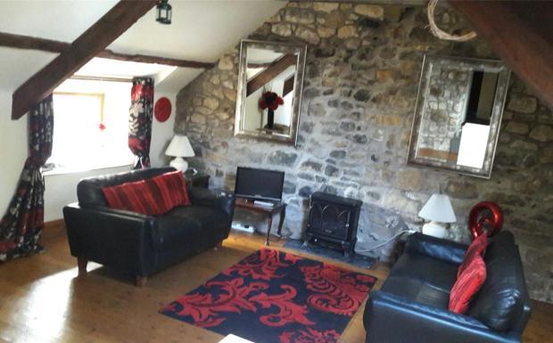 Cottage Annex Lounge
