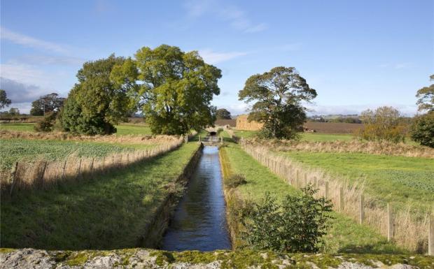 Whittledene Waterway