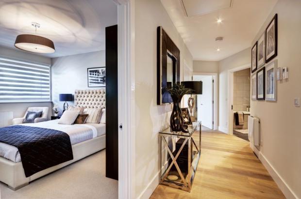 Hallway / Bedr...