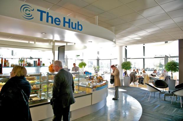 Hub at The Centre