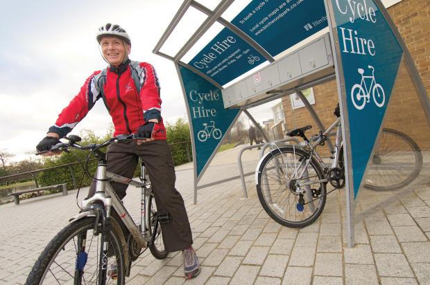 Cycling facilities