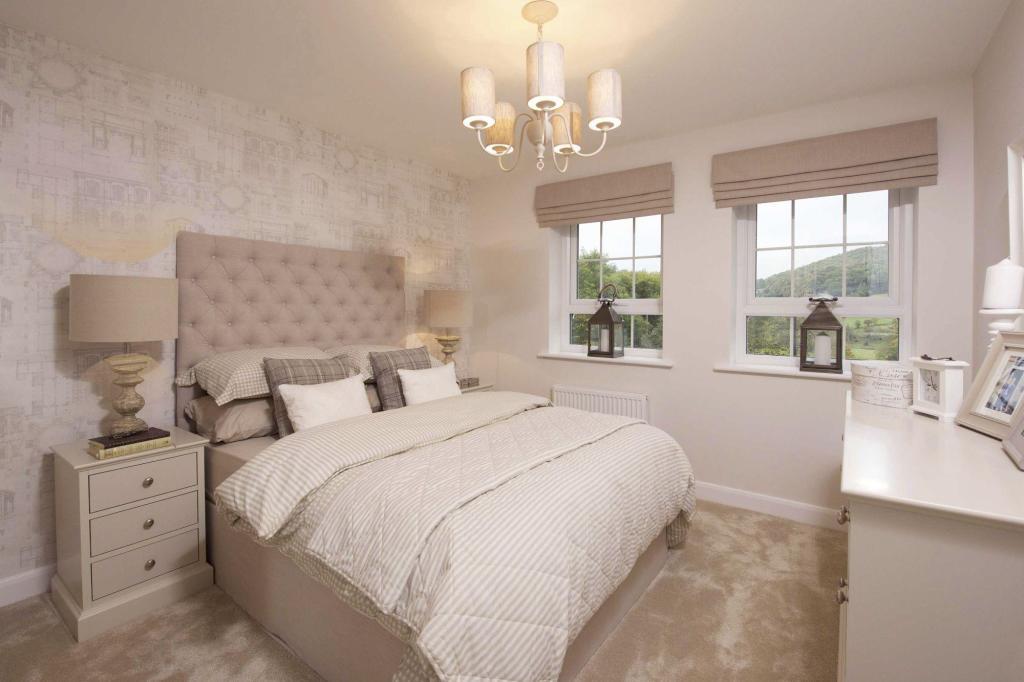 Holden bedroom
