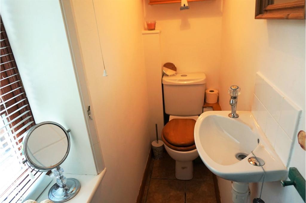 Annexe Cloakroom