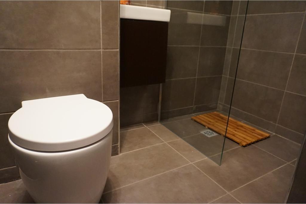 Downstairs Shower