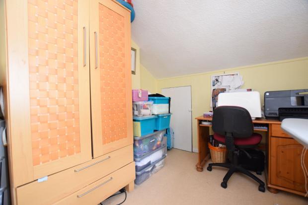 Bedroom Four / Study
