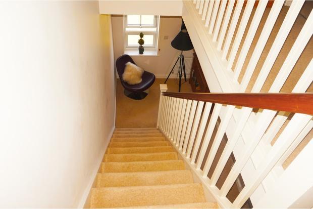 Upstairs