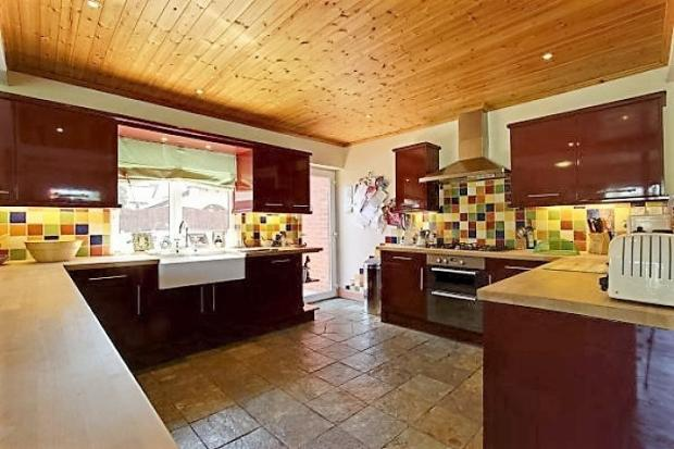 Kitchen/Family Room