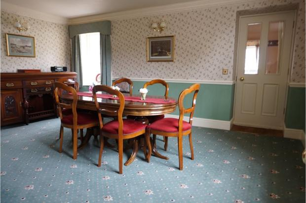 Annex Dining Room