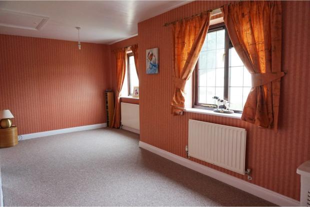 Bedroom/Lounge Two