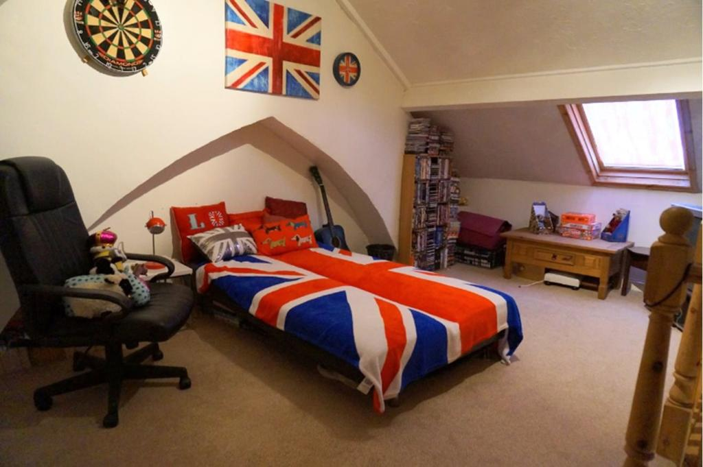 Attic Room Three