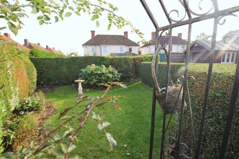 Rear garden vi...