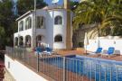4 bedroom Villa in Moraira, Alicante, Spain