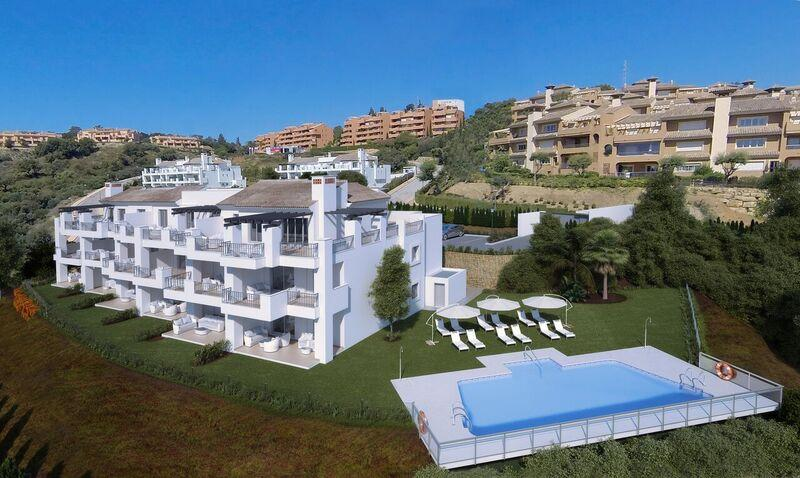 Elviria (Marbella) new Apartment for sale