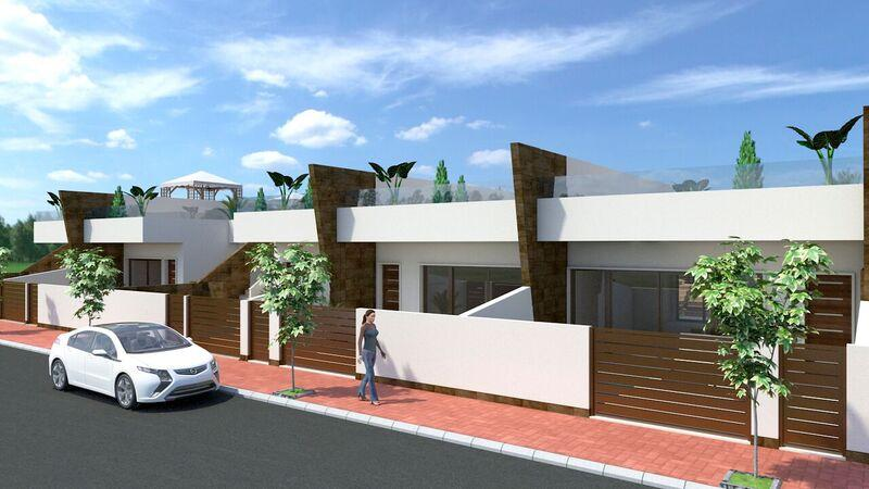new development for sale in Lo Pagan, Murcia