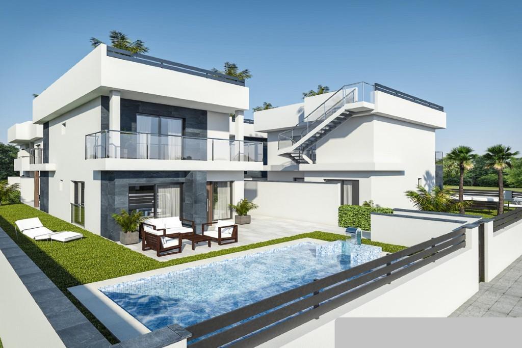 new development in Los Alcázares, Murcia