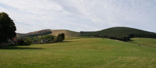 Land at Walkerburn