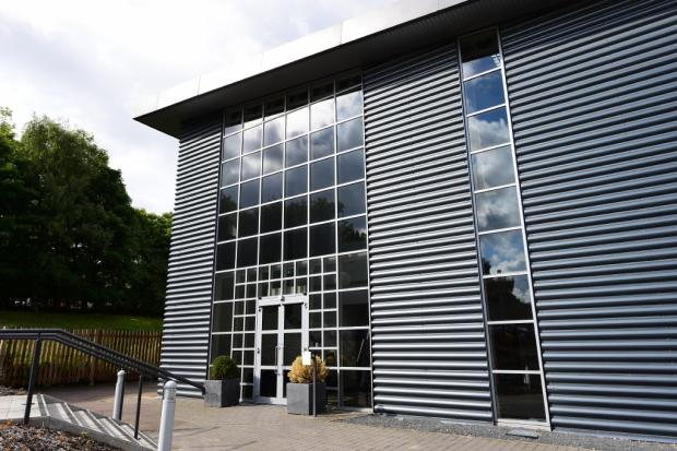 VEC Building 1