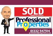 Professional Properties, Derby - Sales