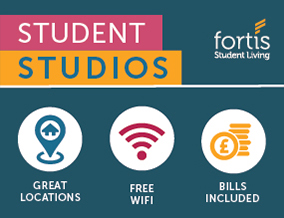 Get brand editions for Fortis Student Living, Maid Marian House