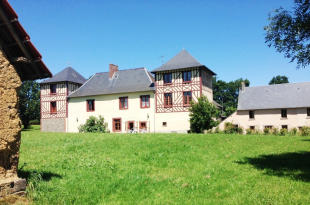 8 bed Character Property in St-Lô, Manche, Normandy