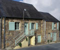 semi detached property in Pré-en-Pail, Mayenne...