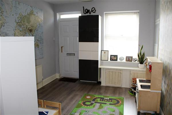 Through Living Room