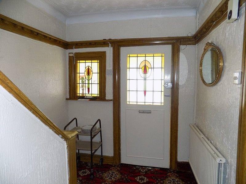 Entrance Porch/Hallway