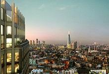 Barratt Investor Brand Campaign, Barratt London - Investor