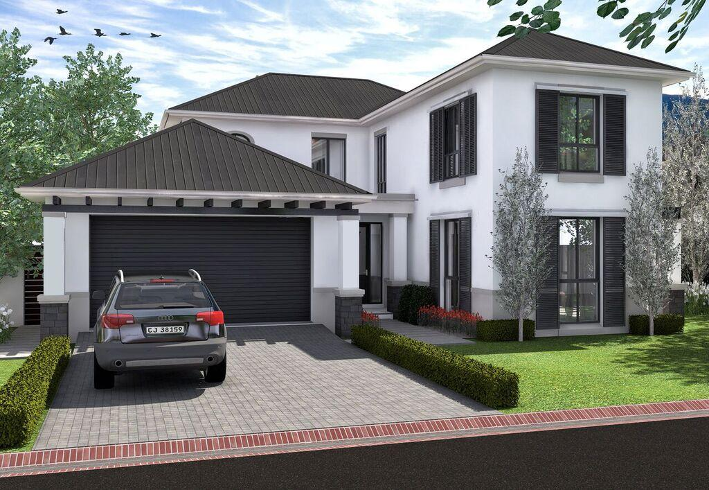 4 bed new home for sale in Paarl, Western Cape