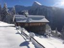 1 bed Chalet in Rhone Alps, Haute-Savoie...