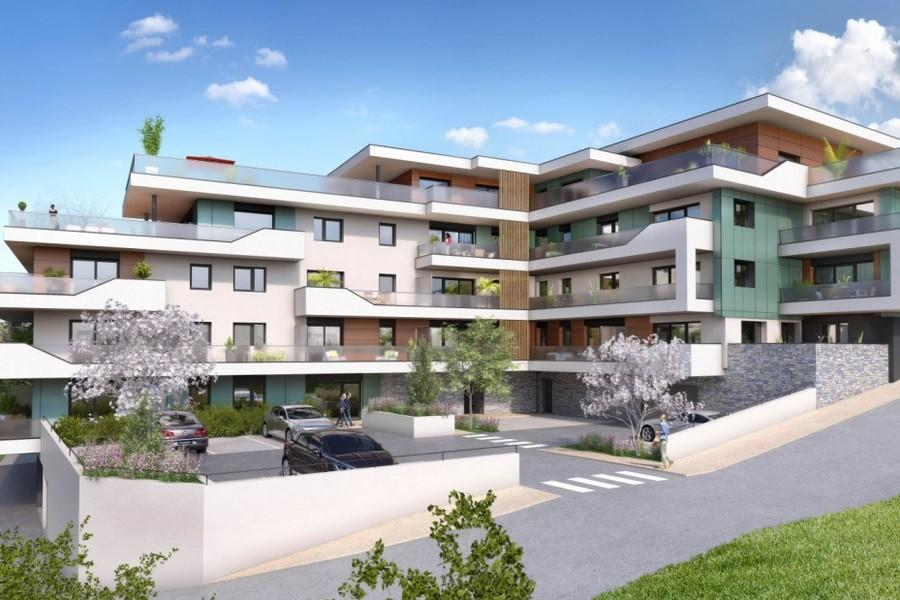 2 bedroom new Apartment for sale in Évian-les-Bains...