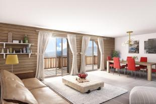 4 bedroom new Apartment in Morzine, Haute-Savoie...