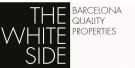 The white side properties SL, Barcelona Logo