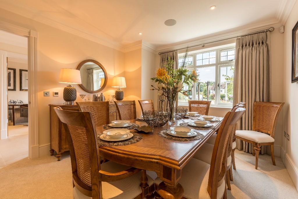 Ashgrove Homes,Dining room