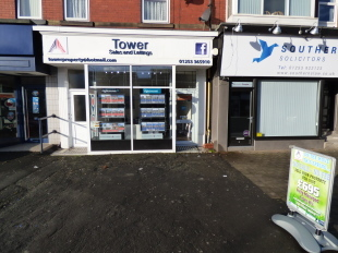 Tower sales and lettings Ltd, Blackpoolbranch details