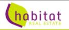 HABITAT REAL ESTATE, Alicante logo