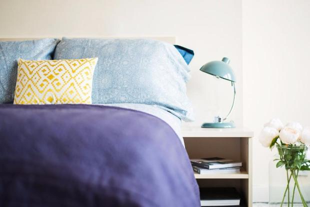 Large, comfy beds