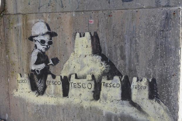 Hastings' Banksy