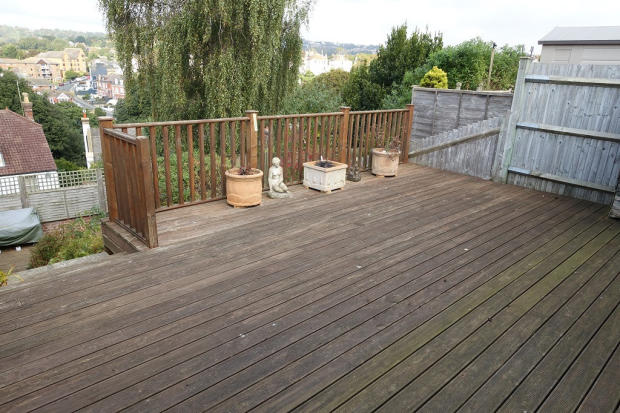Upper Decked Area