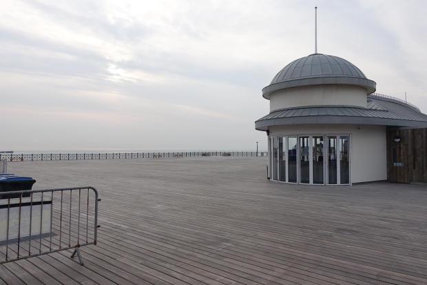 Hastings Pier