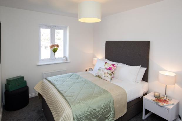 Show Homes Bedroom 2