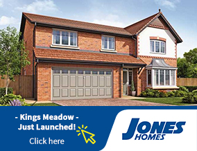 Get brand editions for Jones Homes, Kings Meadow