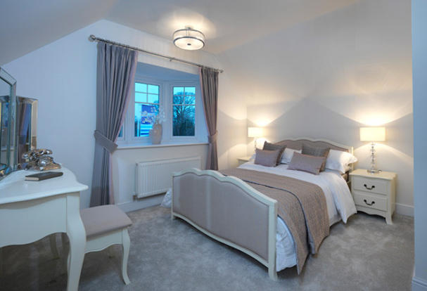 Typical Bedroom 4