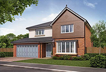 Jones Homes, Coming Soon - Kings Meadow