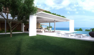 5 bed new development in Koh Samui